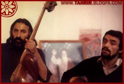 محمدرضا لطفی و حسین علیزاده